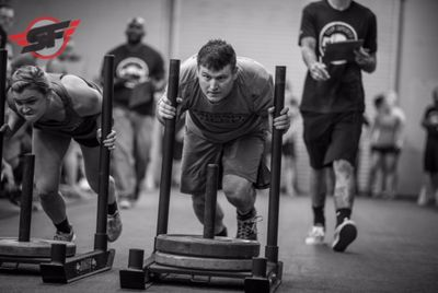 Jeremy Knight CrossFit Tucker